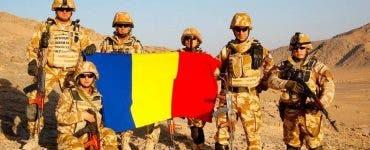 Armata României se retrage din Afganistan