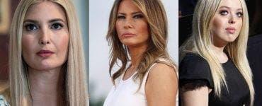 Blestemul femeilor din clanul Trump
