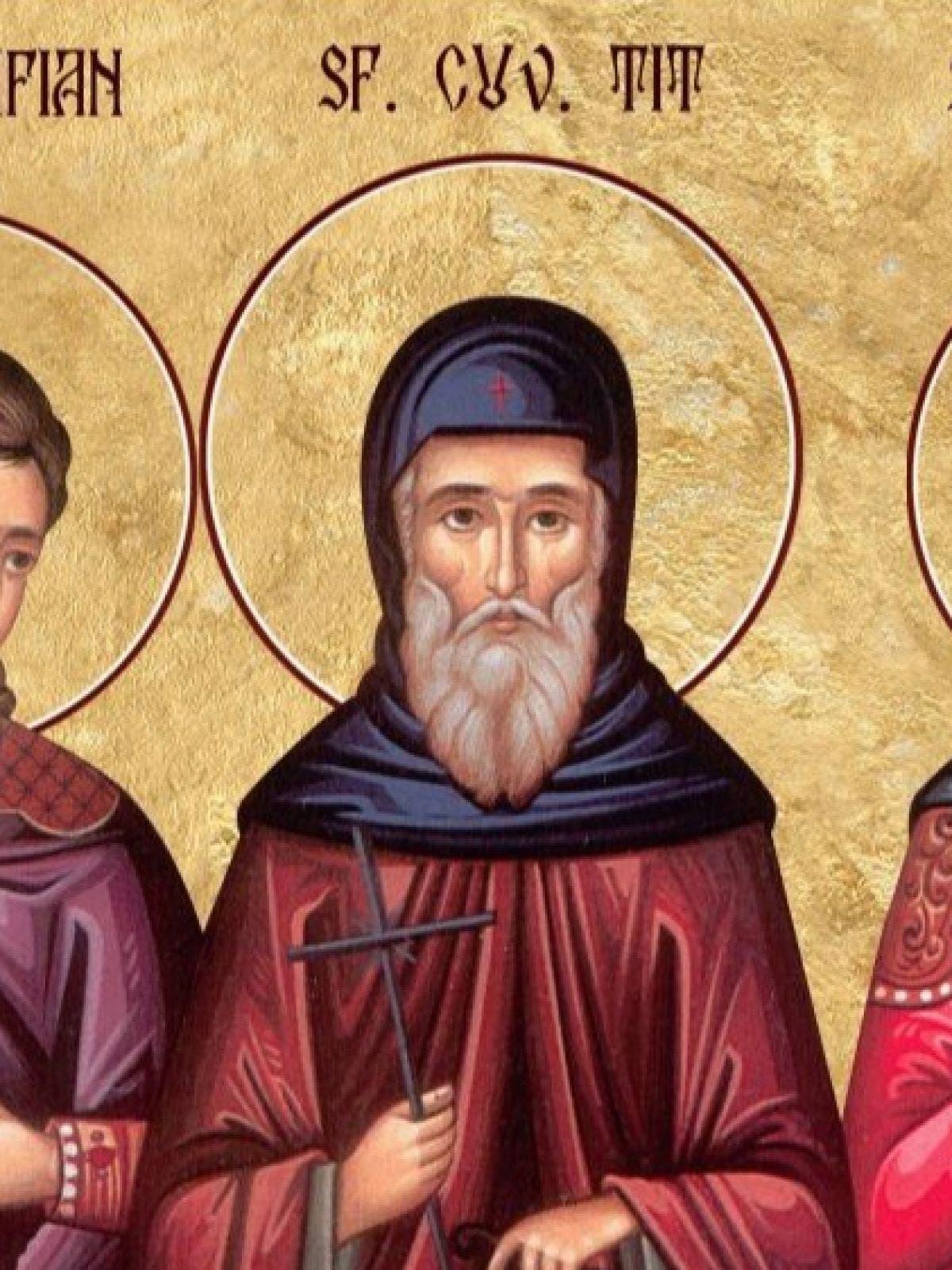 Calendar ortodox 2 aprilie 2021