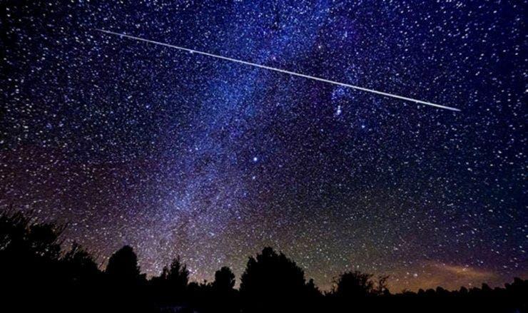 Ce sunt Lyridele, stelele căzătoare