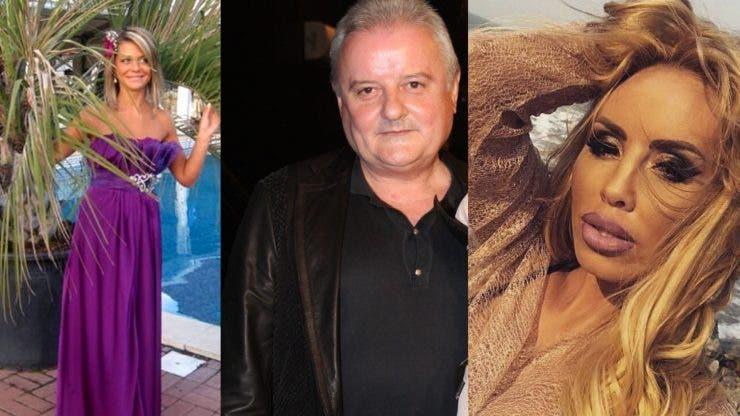 Cine sunt cele două blonde cu care Irinel Columbeanu a înșelat-o pe Monica