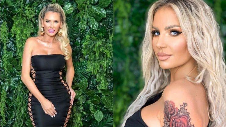 Cum arată Andreea Bănică în costum de baie la 42 de ani