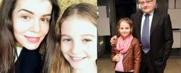 Cum arată fiica Monicăi Gabor și a lui Irinel Columbeanu