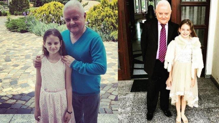 De ce a acceptat, de fapt, Irinel Columbeanu să o trimită pe fiica sa în America