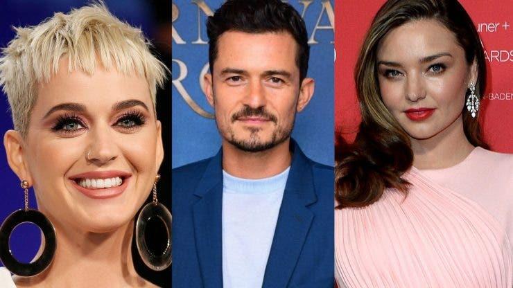Deși au copii cu același bărbat, Katy Perry și Miranda Kerr au o relație de prietenie greu de înțeles
