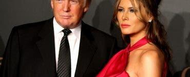 Donald și Melania Trump nu dorm în același pat