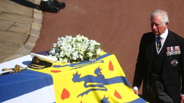 Imaginea cu Prințul Charles în lacrimi a emoționat o lume întreagă!