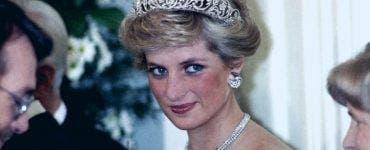 În ce rochie a fost înmormântată Printesa Diana_