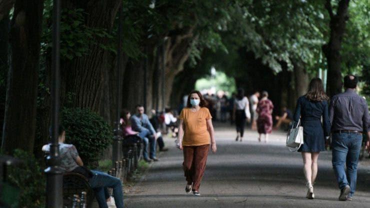 Incidența cazurilor noi de COVID19 a scăzut sub 3 la mia de locuitori, în Capitală