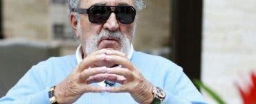 Ion Țiriac a învins coronavirusul la 82 de ani