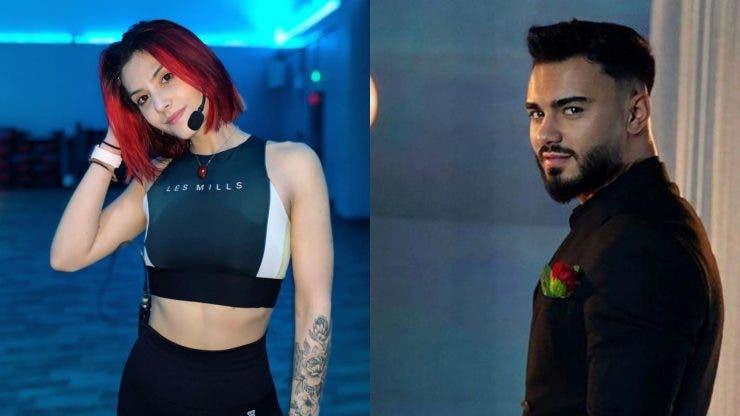 Jador și Roxana Ghiță, întâlnire emoționantă după Survivor România