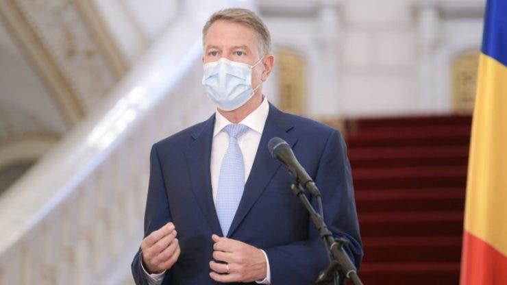 Klaus Iohannis, un nou mesaj pentru români