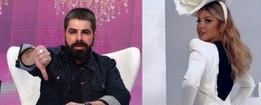 Maurice Munteanu a desființat-o pe Loredana Groza