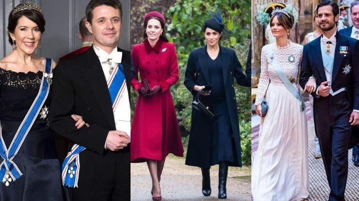 Prinți și prințese care au tatuaje, deși Casele Regală le interzic acest lucru