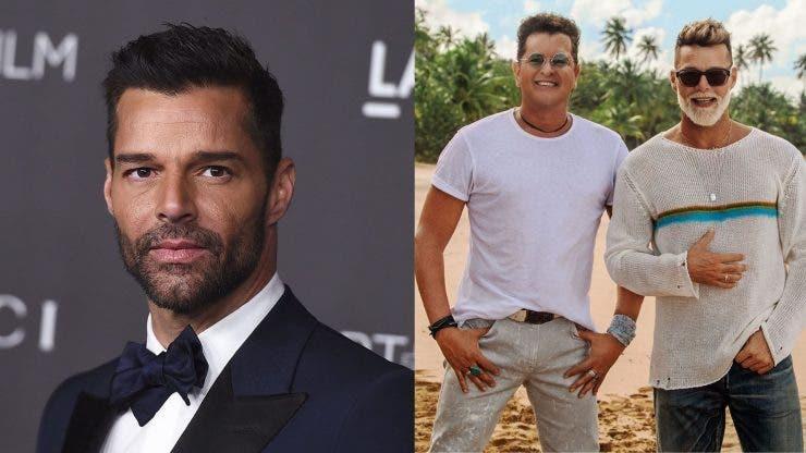 Ricky Martin, de nerecunoscut în noul videoclip (1)