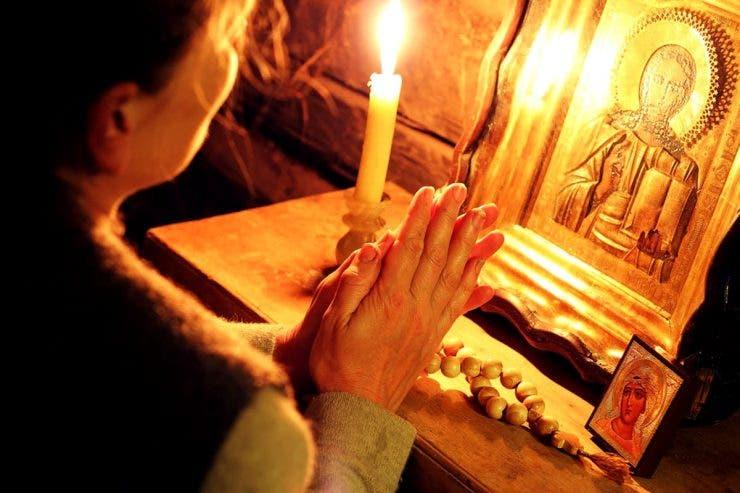 Rugăciunea zilei de luni.