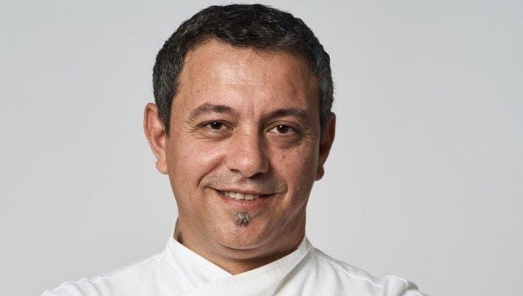 Chef Sorin Bontea, lăutar la nunta lui