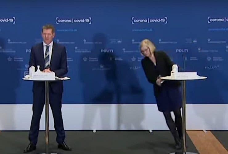 Șefa Agenției daneze a medicamentelor a leșinat