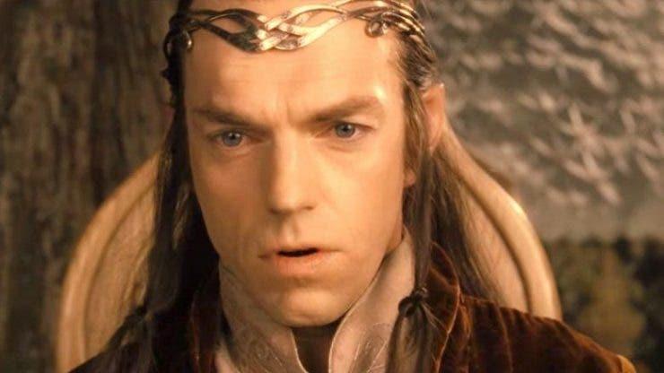 Hugo Weaving-Elrond