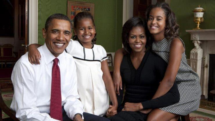 Transformarea uluitoare a surorilor Obama