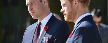 William și Harry vor merge separat în timpul înmormântării prințului Philip