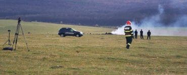 Cine este pilotul care s-a catapultat din MIG-ul prăbușit pe o pășune din județul Mureș! Și-a dorit să devină aviator