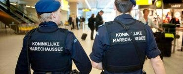 Amenințare cu bombă în aeroportul Amsterdam! Un român a fost arestat