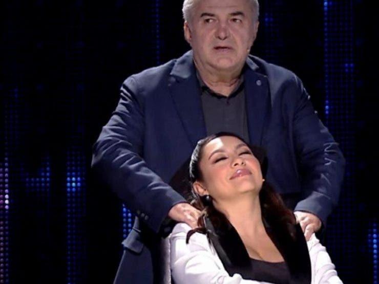 """Andra și Florin Călinescu, discuție șocantă la masa juriului: """"Ești virgină, ai 12 ani..."""""""