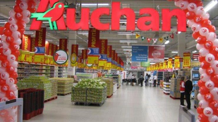 Ce program are Auchan de Paște și de 1 mai în 2021.