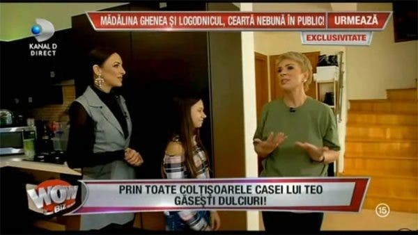 Cum arată casa lui Teo Trandafir! Vedeta a investit milioane în ea - GALERIE FOTO