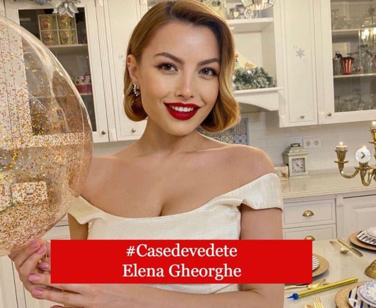 Case de vedeta - Elena Gheorghe