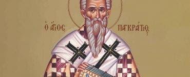 Calendar ortodox 13 aprilie 2021