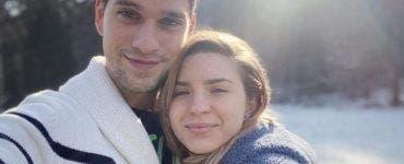 """Vlad Gherman i-a compus o piesă de dragoste Cristinei Ciobănașu, după despărțire! Cum a reacționat artista.: """"Nu m-ai pierdut"""