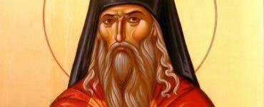 Sfântul Ierarh Pahomie de la Gledin