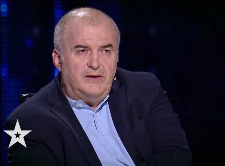 Florin Călinescu a desființat-o pe Irina Rimeș la Românii au talent! Ce a zist actorul despre melodiile ei