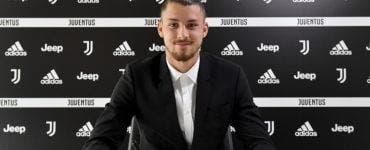 Radu Drăgușin, Juventus, contract nou, Serie A