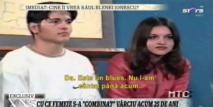 """Cu ce tânăra s-a """"combinat"""" Liviu Vârciu când a debutat în muzică! """"Am cunoscut-o la un show karaoke"""""""