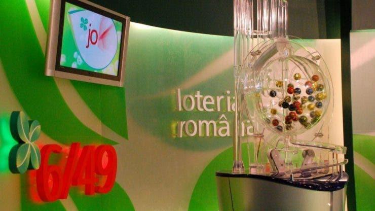 Cât este premiul la 6 din 49 pus în joc de Loteria Națională pentru duminică, 25 aprilie