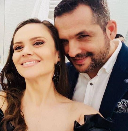 Cristina Șișcanu a dezvăluit secretul căsniciei de vis cu Mădălin Ionescu! Au sărbătorit recent 10 ani de căsătorie