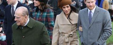 Ce relație a avut Meghan Markle cu Prințul Philip! Ducele nu a vrut ca Harry să se căsătorească cu actrița