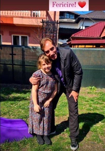Petre Roman le-a făcut o vizită fiicei sale și nepoatei! Cum a reacționat Oana Roman