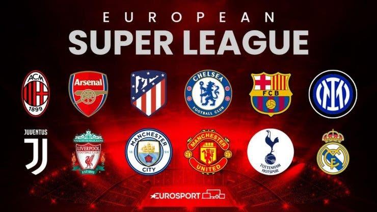 Super Liga Europei, Florentino Perez, Spania, Italia