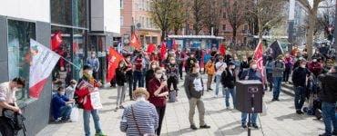 Țara europeană în care oamenii au protestat, cerând restricții mai dure! Cetățenii vor să reducă pandemia