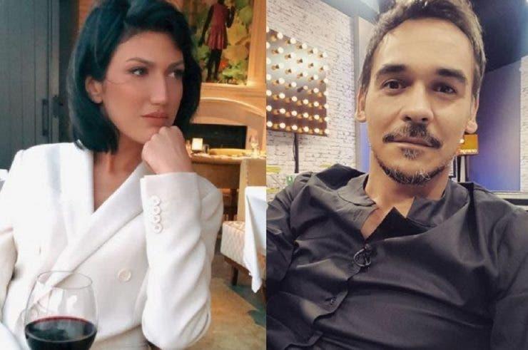 Ce i-au scris fanii noii iubite a lui Răzvan Simion? Femeia a fost bombardată cu zeci de mesaje