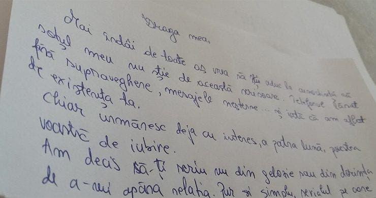 Este genial! O femeie i-a trimis o scrisoare amantei soțului ei. Ce i-a scris în ea te lasă fără cuvinte