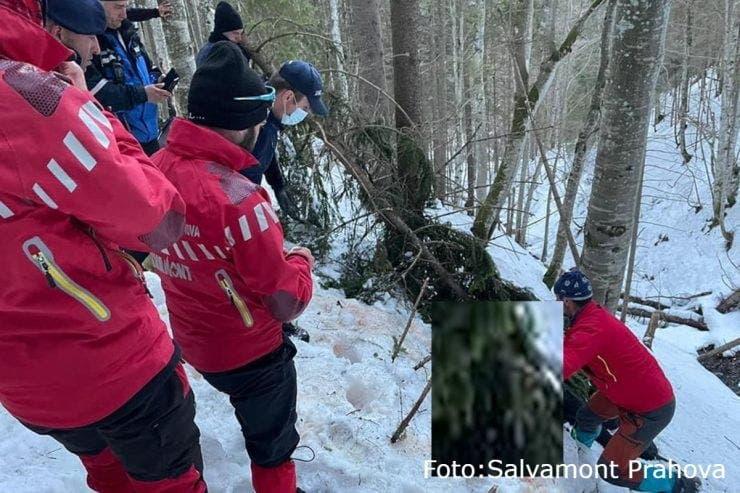 Alexandru Cornel Crivăţ, maraton, Cornel Crivăț găsit mort