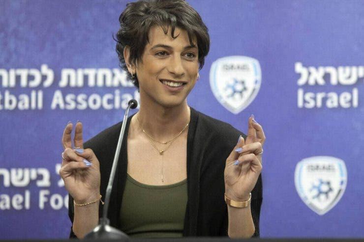 operație de schimbare de sex, arbitru, israel, Sagi Berman