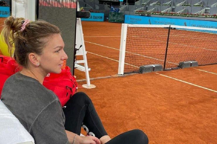 simona halep, simona halep dialog cu fanii, Ronald Garros,