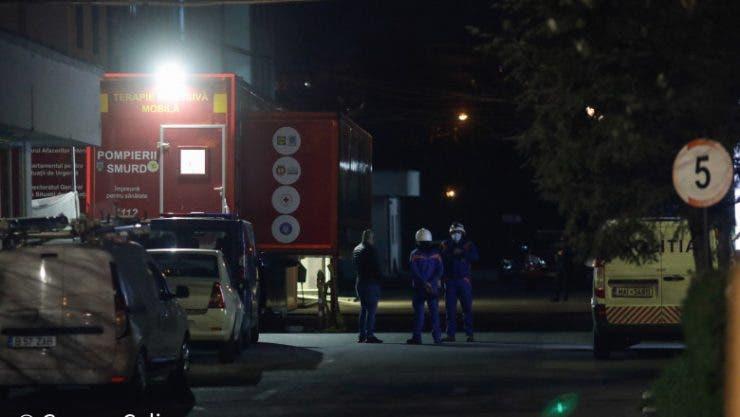 """Trei pacienți au murit în unitatea mobilă de la """"Victor Babeș"""" din cauza instalației de oxigen! A fost dechisă o anchdetă"""