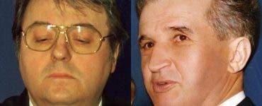 Legătura neașteptată dintre Corneliu Vadim Tudor și Nicolae Ceaușescu